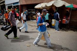 Venezuela superó los 25 mil casos de Covid-19, según los datos de Maduro