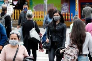 Colombia superó los 981 mil casos de coronavirus