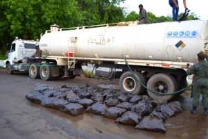 Detuvieron a dos personas en Guárico por transportar más de 670 panelas de drogas en una gandola
