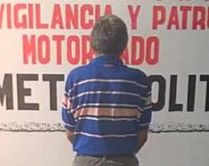Abuelo se robó un carro y cayó en intensa persecución en Maracaibo
