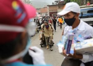 Régimen chavista reportó leve descenso de la pandemia tras 775 nuevos casos de Covid-19