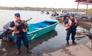 Naufragio en mar Caribe dejó un muerto y un desaparecido frente a Nicaragua