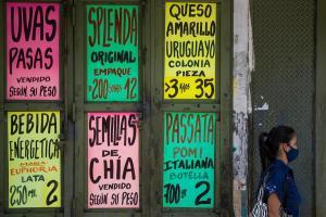 Precios de bienes y servicios en Venezuela se elevan en función del dólar
