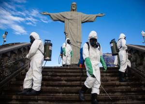 Brasil roza las 255.000 muertes y camina hacia los 10,6 millones de casos