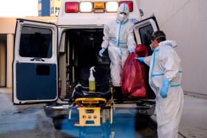 Más de 961.000 muertos por la pandemia de Covid-19 en el mundo