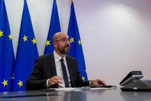 Cumbre de la Unión Europea aplazada tras caso de Covid-19 en el entorno de Charles Michel