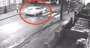 En VIDEO: Se dio a la fuga tras atropellar a un anciano… que resultó ser su suegro (+ mentiras)