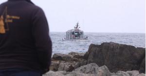 Continua la búsqueda por tierra, mar y aire de un venezolano que fue arrastrado por las olas en Chile