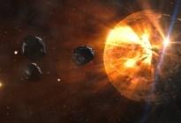 ¡Basta 2020! Dos enormes asteroides atravesarán la órbita de la Tierra en intervalo menor a 24 horas