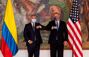 Pompeo insistió en respaldar a Guaidó ante la influencia maligna de Cuba, Rusia e Irán