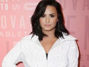 """No será con el """"clásico"""" vestido blanco: Demi Lovato afina detalles de su boda"""