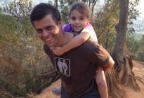 ¡Gigante! Así luce a sus 11 años Manuela, la hija de Leopoldo López y Lilian Tintori