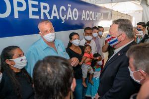 Estados Unidos destinará 348 millones de dólares para atender a los venezolanos vulnerables