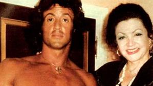¿Lectura de nalgas? La inquietante práctica de la mamá de Sylvester Stallone para adivinar el futuro