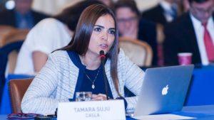 Suju evidenció que Arreaza ya aceptó los crímenes de lesa humanidad ocurridos en Venezuela