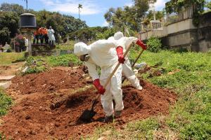 Régimen de Maduro sumó cuatro nuevas muertes por coronavirus