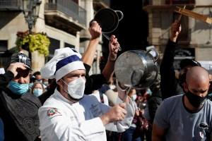 Cataluña recorta el alquiler de bares y restaurantes para ayudarlos frente a la pandemia