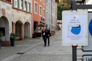 Los alemanes vuelven a hacer acopio de papel higiénico ante el aumento de los contagios
