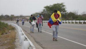 De Lara a Cúcuta: Jóvenes caminantes buscan una mejor vida más allá de la frontera