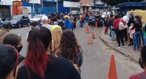 Las colas en las oficinas de Saime en San Cristóbal son KILÓMETRICAS #19Oct (FOTOS)