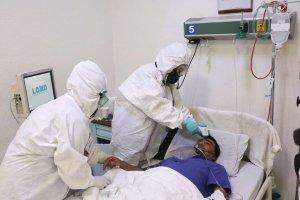 Un doctor mostró de la manera más cruda cómo es morir por Covid-19 (Video)