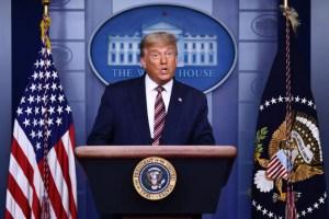 Aseguran que la Casa Blanca se prepara para un segundo mandato de Trump
