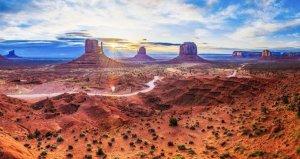 ¡El viaje ideal! Nuevo tren con techo de cristal recorrerá la ruta más hermosa de Estados Unidos
