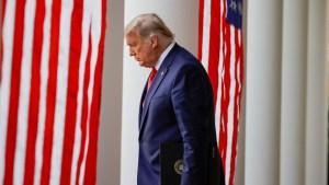 En nuevo golpe para Trump, corte rechaza desafío legal por elecciones en Pensilvania