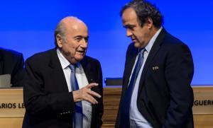 Acusaron a Joseph Blatter y Michel Platini de estafa en Suiza
