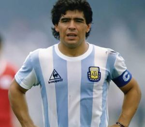 Los lujos más excéntricos de Diego Maradona
