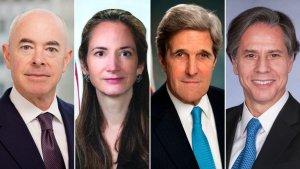 ¿Quiénes son los ocho primeros nominados para el gabinete de Joe Biden?