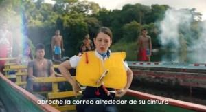 En ocasión del reinicio de Copa Airlines en Venezuela, mira su disruptivo nuevo video abordo