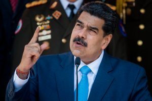Maduro reconoció que su gestión ha sido un régimen (Video)