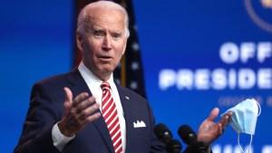 Biden escogió a su secretario del Tesoro y lo anunciará pronto