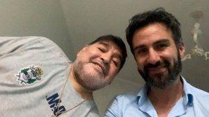 La llamada del médico de Diego Maradona a emergencias tras el fallecimiento del ex futbolista (Audio)