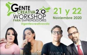 """En Valencia se llevará a cabo el primer Workshop para emprendedores """"Gente Creativa 2.0"""""""