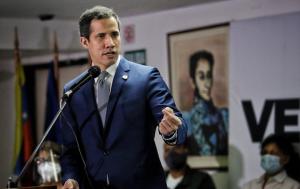 Guaidó celebró acuerdo histórico de cooperación entre Estados Unidos y Venezuela