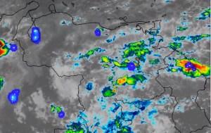 El estado del tiempo en Venezuela este lunes #17May, según el Inameh