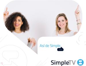 SimpleTV ya anunció cuáles serán sus nuevos planes de televisión por suscripción
