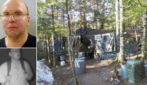 El asombroso caso del ermitaño que vivió 27 años en el bosque sin hablar con nadie