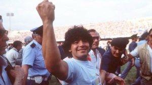 Los secretos de Maradona en Napoli, contados por uno de sus principales socios