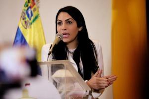 Delsa Solórzano: La dictadura tiene interés de convertir a los venezolanos en una sociedad de esclavos