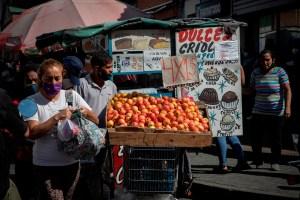 Un venezolano necesita más de 10 dólares diarios para adquirir alimentos básicos