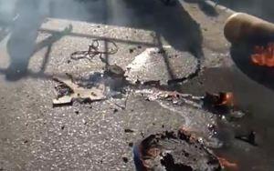 Terrible accidente en la carretera Caracas – Valencia dejó dos fallecidos (Video)