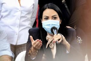 Delsa Solórzano instó a Bachelet a defender los DDHH de los ciudadanos venezolanos