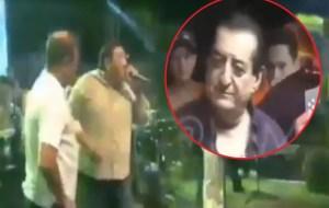 La dura predicción de Poncho Zuleta en concierto: Murió Diomedes Díaz, ahora sigue Jorge Oñate (Video)