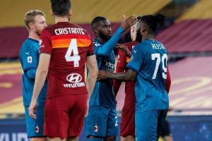 El Milan conquista el Olímpico y promete batalla por el Scudetto
