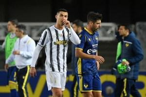 La Juventus vuelve a frenarse en la carrera por el Scudetto