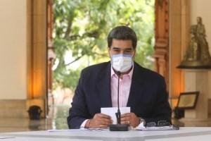Maduro se saltará los sectores priorizados y dijo cuándo se colocará la vacuna
