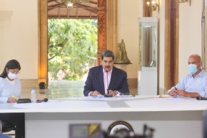 Maduro ya dio instrucciones y la fecha para el reinicio de clases presenciales